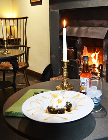 Eating out in the Lake District, Tower Bank Arms, Near Sawrey, Hawkshead, Ambleside